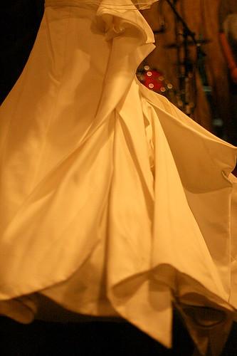 the Actual Wedding