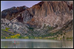 The Man in Red (The Man in Red) Tags: convictlake thecomedian themaninred