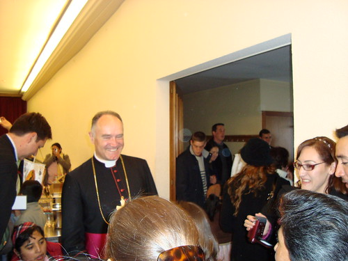 Monseñor Bernard Fellay superior fsspx