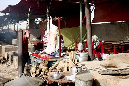 Sunday Kashgar Market