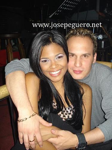 Alina Vargas, Wilfrido Vargas y su esposo