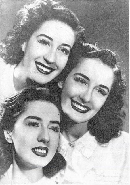 Sisters Meireles, 1940s