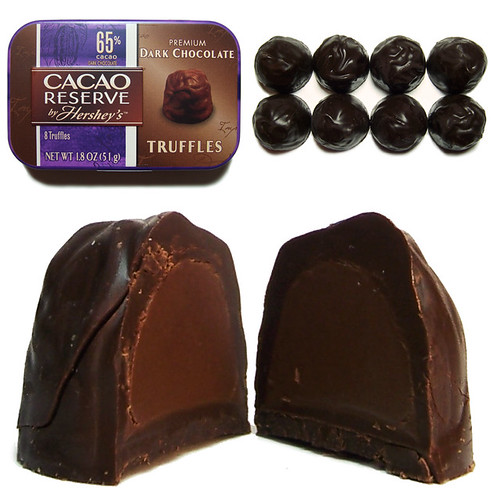 Cacao Reserve Premium Dark Chocolate Truffles