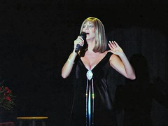 Sharon Owens looks, sounds and moves just like the real Barbra Streisand.