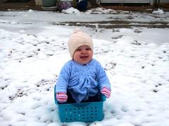 Snow Bunny 2 (Ludeman99) Tags: eowynlouisebitner