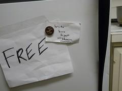 Free (erichowkpictures) Tags: bucadibeppo leftovers