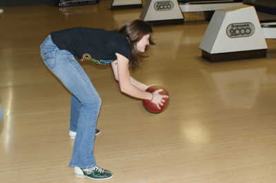Heather bowling