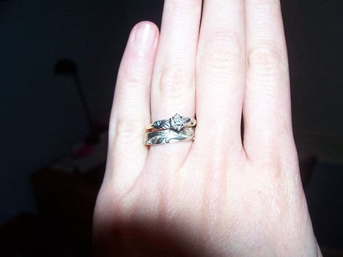 the new-to-me ring
