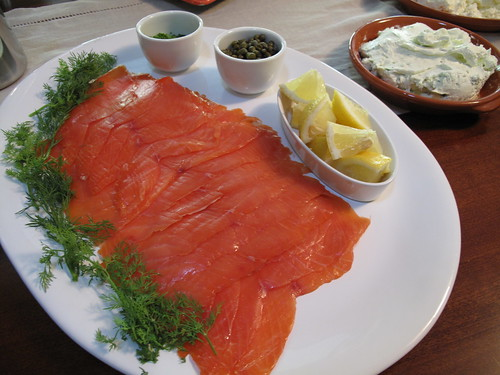 Barney Greengrass Smoked Nova Salmon
