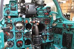 MiG-21MF Cockpit