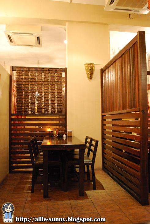 Tsuruya Restaurant Interior 2