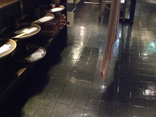 Restaurant Tile After