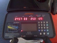#gym 30min cross trainer - fat burn