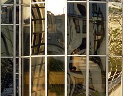 Mondi paralleli (magicoda) Tags: paris window glass colore finestra riflessi reale vetro parigi vetrata irreale lesalles magicoda davidemaggi maggidavide