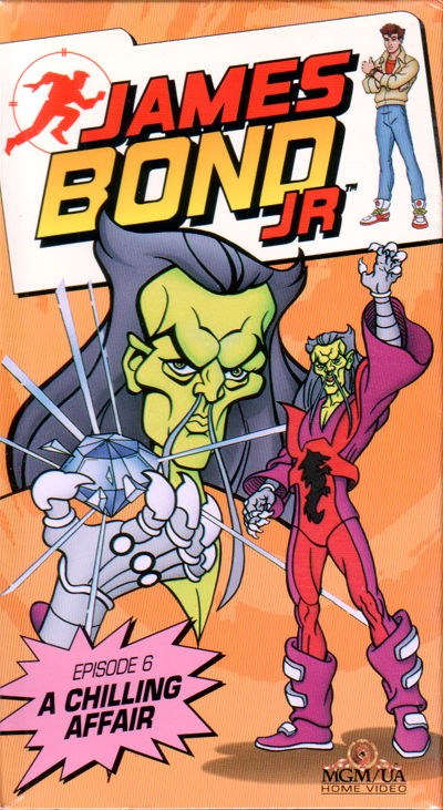 James Bond Jr Vol 6