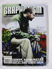 10 Years Cnskillz Crew x Graphotism Magazine