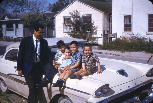 mi familia, circa 1965