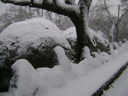 Neve em Guimarães