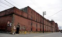 Original Rainier Brewery in Georgetown, WA. Now near the Georgetown Brewery. (missjenn) Tags: