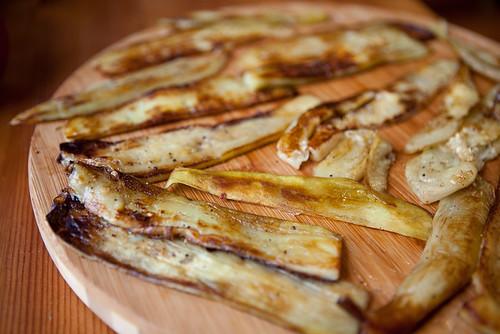 Cooked Eggplant