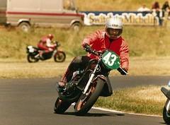 Yamaha RD 250 LC (davekpcv) Tags: yamaha rd rz 250 lc production racer motorcycle motor bike twin cylinder two stroke cc japanese michelin road racing motorrad deuxtemps zweitakt yamaha250 rd250lc yamahard250lc araiastro
