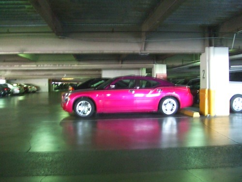 pink 08 charger
