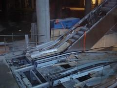Arcades Rougé - Janvier 2009