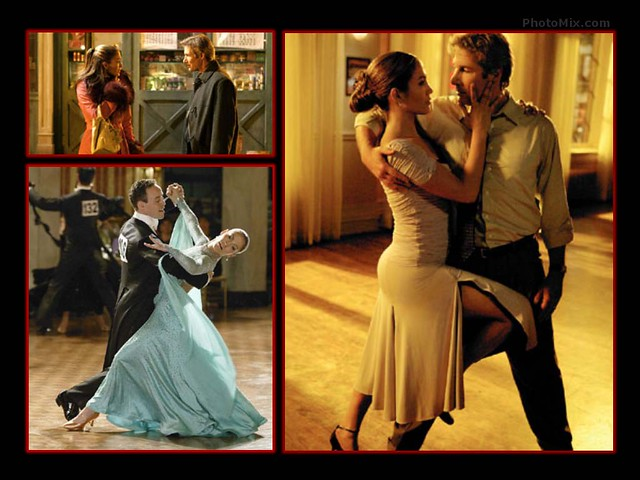 Jennifer Lopez & Richard Gere in Shall We Dance? (2004) by movies&movies2