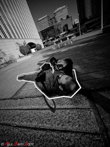 El lugar del crimen (Prohibido fotografiar)