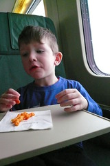 On the Train to Montreal (DNAMichaud) Tags: train montreal dean geoffrey