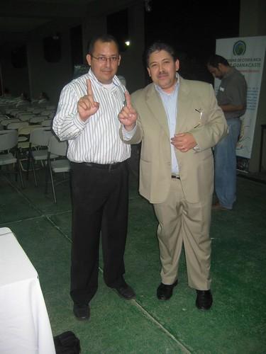 Participación centroamericana