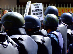 Human Rights (ervega) Tags: students march no venezuela protest police caracas protesta pm humanrights marcha amendment estudiantes studentmovement policias derechoshumanos movimientoestudiantil policiametropolitana enmienda movimientoestudiantilvenezolano venezuelanstudentmovement