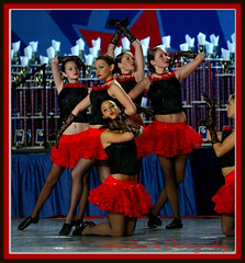 DanceTeam (John Barrie Photography) Tags: dancers masonohio blacklacegloves redtutu johnbarrie johnbarriephotography velocityphotography