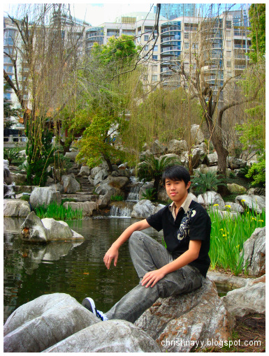 Darling Harbour: Chinese Garden of Friendship (谊园)