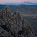Good Morning, From Ryan Mountain to Mt. San Jacinto!