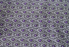 fabric unmarked gray purple