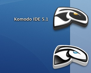 Komodo IDE and Komodo Edit logos