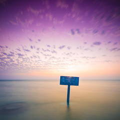 For Sale (Khaled A.K) Tags: sky seascape sign clouds photography forsale sa concept jeddah conceptual saudiarabia khaled ksa saudia jiddah cloudtrail kashkari