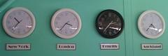 Clocks x 4