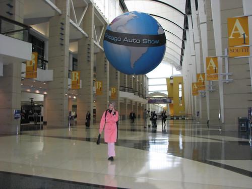 Chicago Auto Show 2009 (Pictures)