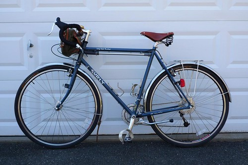 Surly with VO constructeur rack