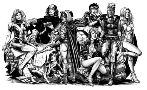 X-Men:Y Control gray