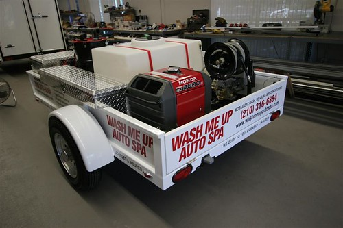pics for gt mobile car wash trailers