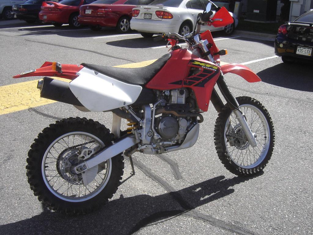 2002 Honda XR650R