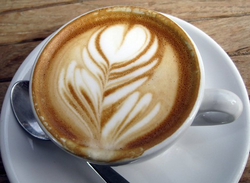 Urban Coffee Lounge - Latte Art by INeedCoffee.com, on Flickr