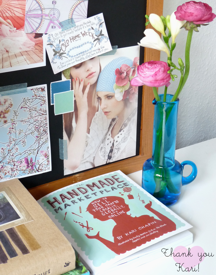 The Handmade Marketplace: Book Review