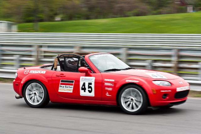 race track 26 connecticut 4 ct april miata 2010 skipbarber limerockpark hotlap mazdamx5cupcar