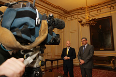 Meeting with Romanian Minister of Foreign Affairs (Foreign and Commonwealth Office) Tags: william hague foreignoffice fco williamhague ukforeignoffice