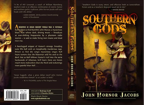 August 16th 2011 by Night Shade Books           Southern Gods by John Hornor Jacobs
