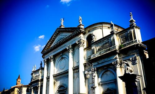 San Giovanni Battista Church, Bassano Italy